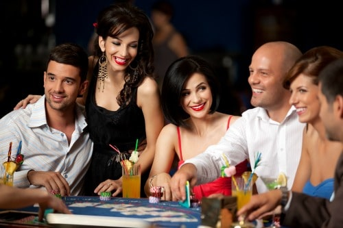 Party Fun Casino Hire Birmingham