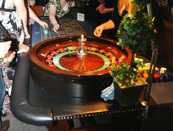 Corporate Event Fun Casino Hire Birmingham